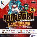 Animetoku Convention - Kuningan City Jakarta, 5 - 6 November 2016