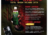 Circle K : Halloween Photo & Costume Contest, 1 - 31 Oktober 2016