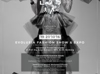 Evolusia Fashion Show & Expo - Universitas Kristen Maranatha, 19 - 20 Oktober 2016