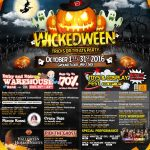 Wickedween with Toys & Cosplay Fest - Mall Alam Sutera, Oktober 2016