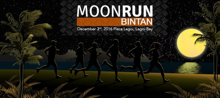 Bintan Moon Run - Lagoi Bay Bintan Resorts, 3 Desember 2016