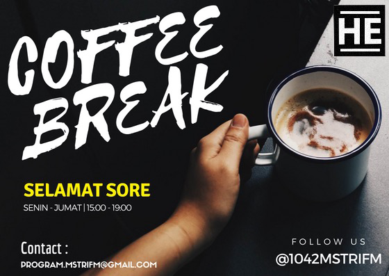 Coffee Break - Radio 104.2 MS TRI FM, 04 November - 04 Februari 2017