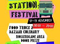 Culinary Station Festival - Green Lake City Jakarta Barat, 12 - 13 November 2016