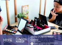 Flawless Makeup with Make Over - Hyatt Regency Yogyakarta, 20 November 2016