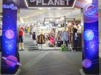 Galaxy of Planet - Central Park Mall Jakarta, 7 - 13 November 2016