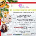 Glamorous Christmas Makeup & Hair Do Workshop - Amos Cozy Hotel Jakarta, 17 Desember 2016