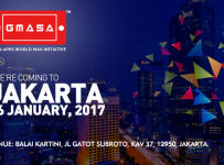 Global Mobile App Summit & Awards (GMASA) - Balai Kartini Jakarta, 26 Januari 2017