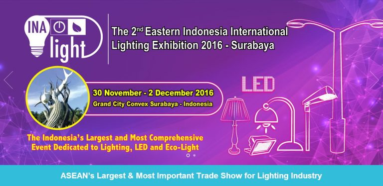 Inalight Surabaya - Grand City Convex, 30 November - 2 Desember 2016