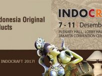 Indocraft - Jakarta Convention Center (JCC), 7 - 11 Desember 2016