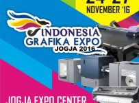 Indonesia Grafika Expo - Jogja Expo Center (JEC), 24 - 27 November 2016