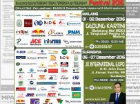 Indonesia Spectacular Job For Career Festival - Gedung Kartini Malang, 01 - 02 Desember 2016