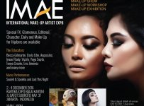 International Make-Up Artist Expo (IMAE) - Balai Kartini Jakarta, 2 - 4 Desember 2016