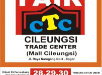 Job Fair Cileungsi Trade Center, 28 - 30 November 2016