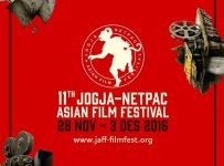 Jogja-Netpac Asian Film Festival, 28 November - 3 Desember 2016