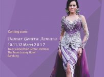 La Novia Wedding Exhibition - Trans Convention Centre Bandung, 10 - 12 Maret 2017