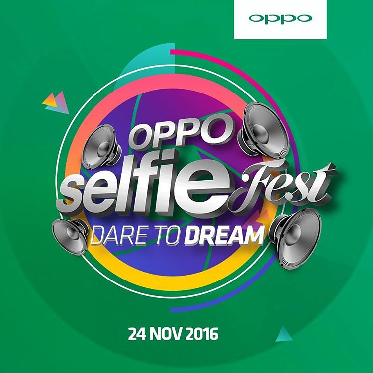 OPPO Selfie Fest - Indonesia Convention Exhibition (ICE), 24 November 2016