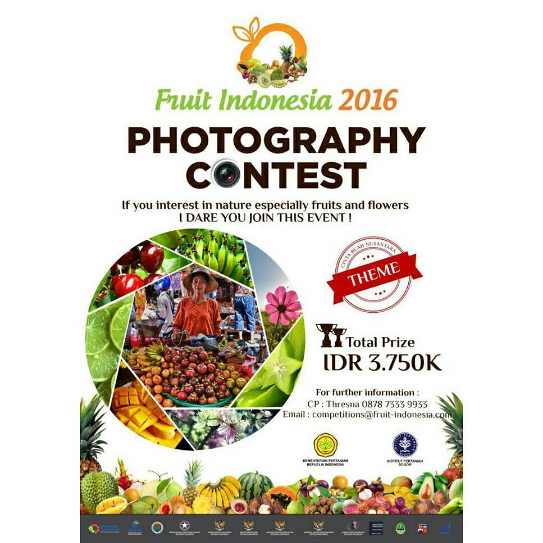 Photography Contest Fruit Indonesia 2016