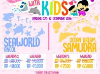 "Promo Ocean Dream Samudra & SeaWorld ""Love Mom with Kids"", Sampai 22 Des'16"