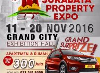 Surabaya Property Expo - Grand City Exhibition Hall, 11 - 20 November 2016