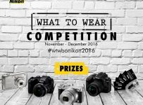 What to Wear Competition : Kontes Foto Berhadiah Kamera NIKON, Periode Sampai 18 Des 2016