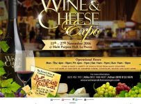 Wine & Cheese Expo - La Piazza Mal Kelapa Gading, 11 - 27 November 2016