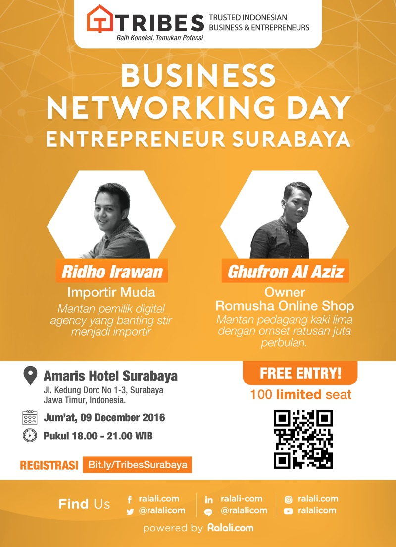 Business Networking Day - Amaris Hotel Surabaya, 09 Desember 2016