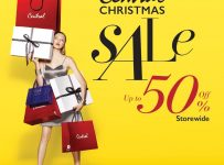 Central Department Store Christmas Sale, Periode 5 - 25 Desember 2016