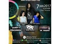 "Dream Catcher ""Make Dream Come True"" - Binong Hotel Tangerang, 7 Januari 2017"