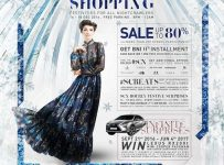 Festive Season Midnight Shopping Senayan City, 16 - 18 Desember 2016