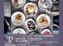 "Food Photography with Wimbo Prakoso ""Appetite in a Frame"" - Lantai Bumi Coffee and Space, 18 Des 2016"