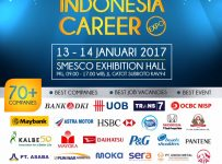 Indonesia Career Expo - SMESCO Exhibition Hall Jakarta, 13 - 14 Januari 2017