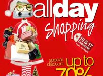 Mal Kelapa Gading All Day Shopping, Periode 10 & 17 Desember 2016