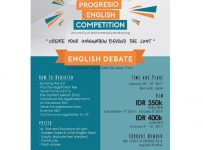 PEC (Progresio English Competition) - Universitas Muhammadiyah Malang, 20 - 21 Januari 2017