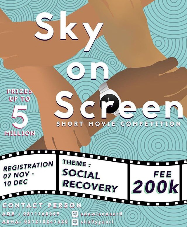 SMA Labschool Kebayoran : Sky On Screen 2017