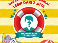 Snowbay Fans of The Year, Periode Sampai 30 Desember 2016