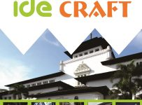 Bandung Ide Craft - Landmark Convention Hall, 19 - 21 Mei 2017
