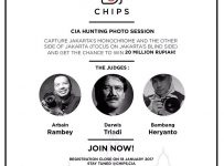 CHIPS (CIA Hunting Photo Session), Pendaftaran Sampai 18 Januari 2017