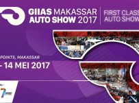 GIIAS Makassar Auto Show - Four Points by Sheraton Makassar, 10 - 14 Mei 2017