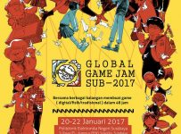 Global Game Jam (GGJ) Surabaya - PENS, 20 - 22 Januari 2017