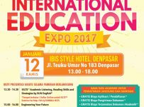 International Education Expo Bali - Ibis Hotel Style Denpasar, 12 Januari 2016