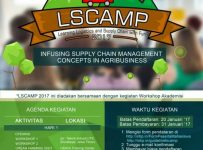 Logistics and Supply Chain Camp (LSCAMPLogistics and Supply Chain Camp (LSCAMP) 2017 - ITS Surabaya) 2017 - ITS Surabaya
