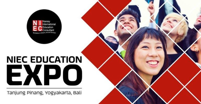 NIEC Education Expo - Januari 2017