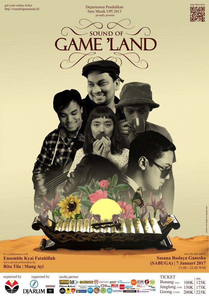 Sound of Game'Land - SABUGA (Sasana Budaya Ganesha), 7 Januari 2017