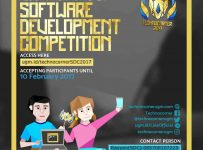 Technocorner UGM 2017 : Software Development Competition