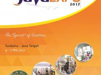 The 12th Java Expo - Grand Atrium Solo Paragon Mall, 4 - 8 Mei 2017