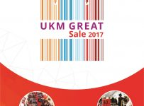 UKM Great Sale - Grand Atrium Solo Paragon Mall, 8 - 12 Februari 2017