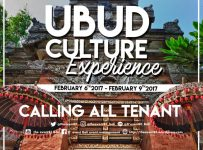 Ubud Cultural Experience - Beachwalk Shopping Center, 6 - 9 Februari 2017