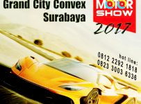6th Surabaya Motor Show - Grand City Convex, 8 - 12 Maret 2017