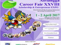 Airlangga Career Fair XXVIII Scholarship & Entrepreneur - Airlangga Convention Center, 01 - 02 April 2017