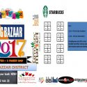 Bazzar District - Kalibata City Square, 20 Februari - 05 Maret 2017